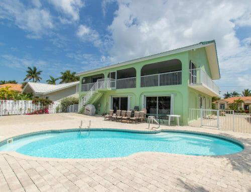 New Exterior Paint – Florida Keys Rental Update